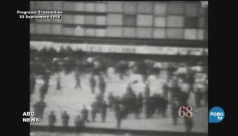 Voces de México 1968 50 Años del Movimiento del 68