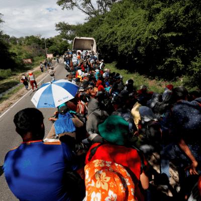 Trump: 'No aceptaremos a personas que entran ilegalmente a nuestro país'