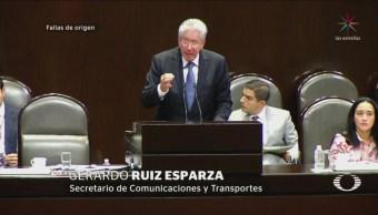 Nuevo Aeropuerto Confronta SCT Jiménez Espriú