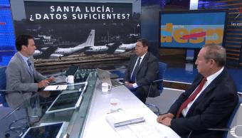 Consulta del nuevo aeropuerto, análisis sobre Texcoco y Santa Lucía en Despierta