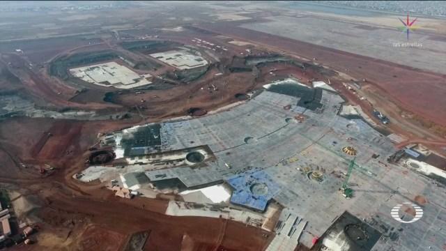 Obras Nuevo Aeropuerto Texcoco Hasta 30 Noviembre