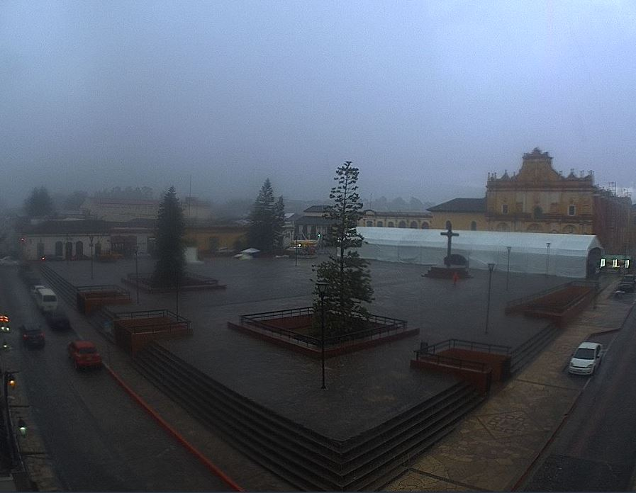 Frente frío 6 provocará lluvia el noreste y oriente de México