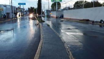 Frente frío 6 y zona de inestabilidad provocarán lluvias