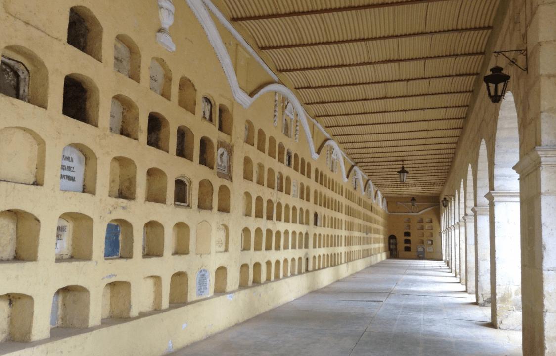 Panteón San Miguel de Oaxaca, cerrado en Día de Muertos