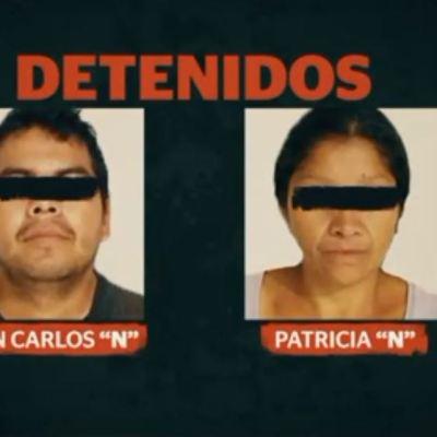 Detienen a pareja acusada de al menos 10 feminicidios en Edomex