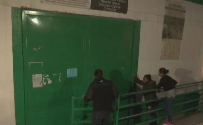 Personal de Derechos Humanos revisan en penal de Texcoco