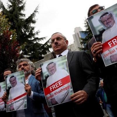 Trump amenaza a Arabia Saudita por desaparición de periodista
