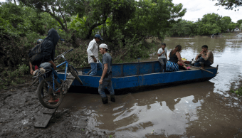 Lluvias en Nicaragua dejan varios muertos