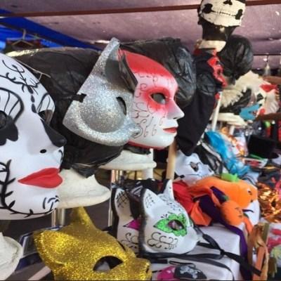 Piden no usar máscaras durante Halloween en Tijuana