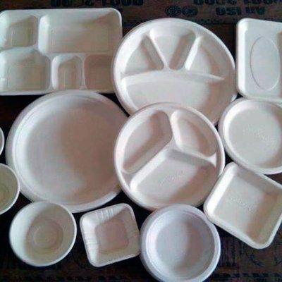 ¿Los platos están boca arriba o boca abajo?; experto explica la causa de la ilusión óptica