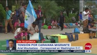 Pleito entre Kelly y Bolton trasciende a caravana de migrantes