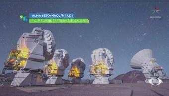 Por El Planeta Radiotelescopio Más Grande Mundo Chile