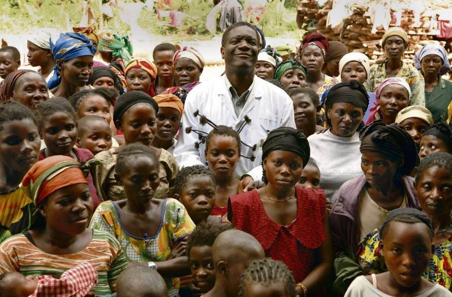 premio nobel de paz 2018 para denis-mukwege y nadia murad