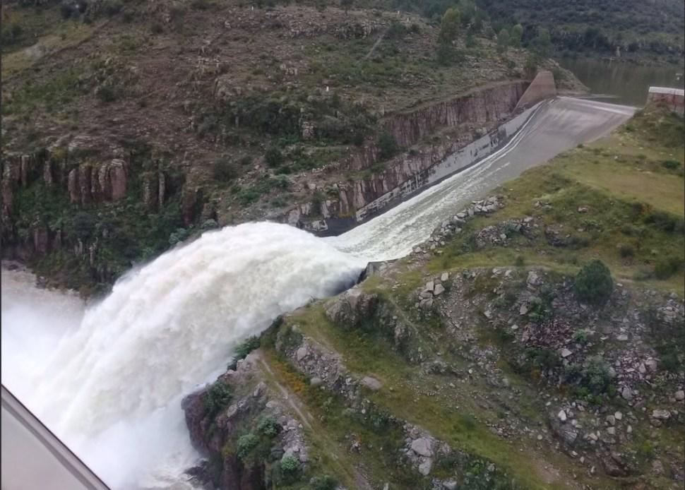 Clima Durango; desfogan presa Guadalupe Victoria