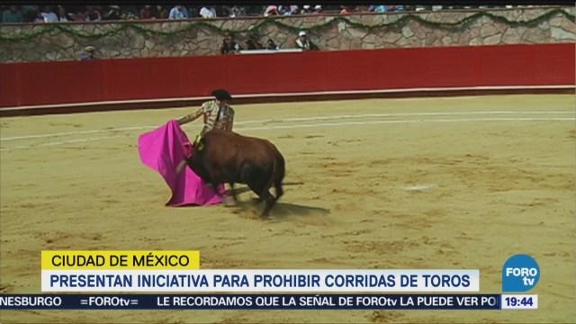 Presentan Iniciativa Para Prohibir Corridas De Toros CDMX