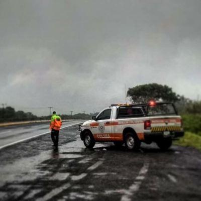 Tormenta tropical 'Tara' se ubica cerca de costas de Colima