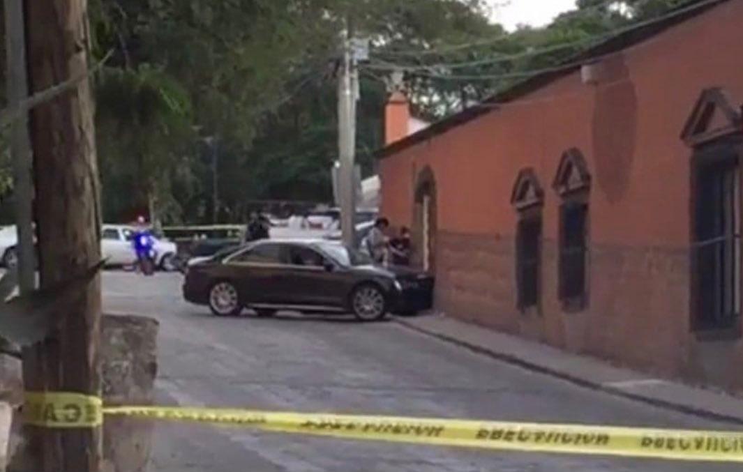 Hacen viral momento exacto del asesinato de la pareja de Sharis Cid
