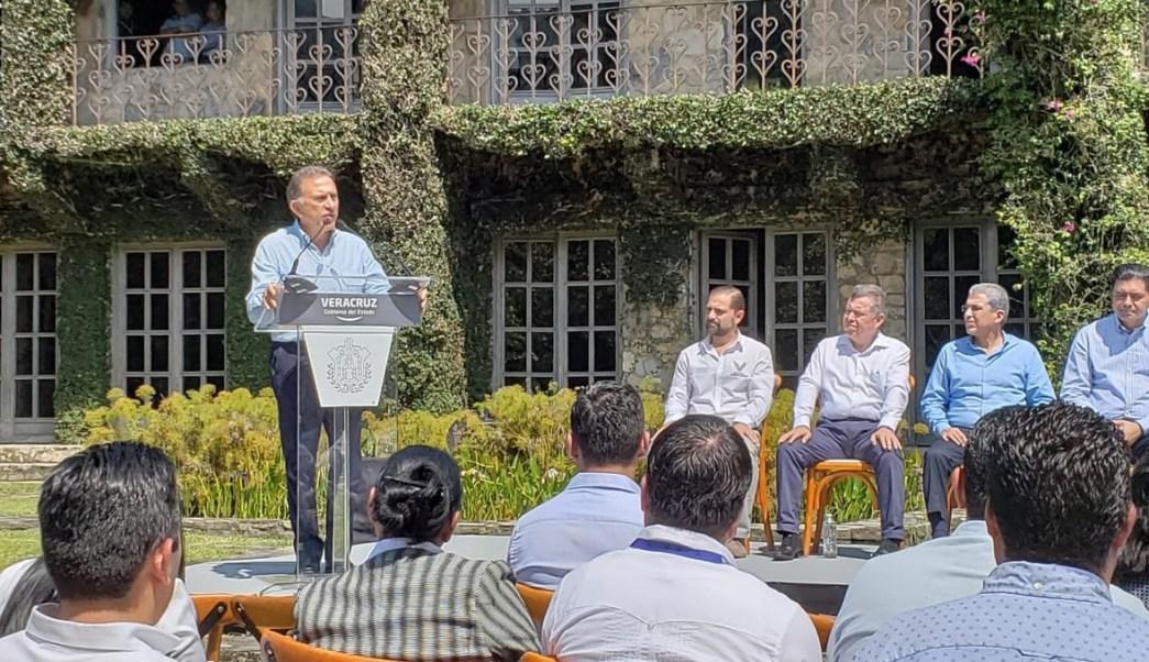 Caso Javier Duarte; entregan al Conacyt rancho El Faunito