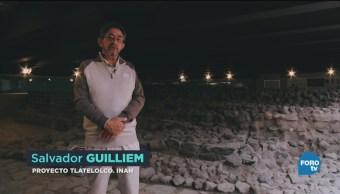 Recinto Ceremonial Tlatelolco Investigadores Del Inah Ventana Arqueológica
