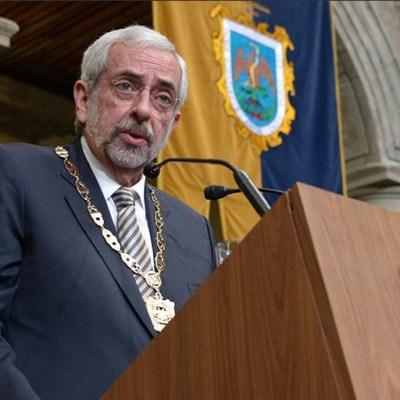 Rector de la UNAM Enrique Graue, nuevo patrono del Instituto Cervantes de España