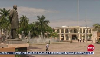 Refuerzan seguridad en Boca del Río, por Día de Muertos