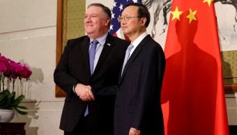 Relación entre China y EU en etapa crítica, fortalecerán comunicación