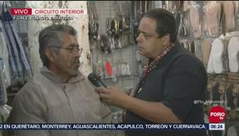 Repor en calzada Ignacio Zaragoza y Circuito Interior