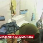 Reportan Actos Vandálicos Marcha 2 Octubre Cdmx