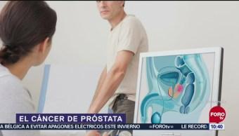 Rosario Laris sobre el cáncer de próstata
