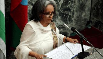 Etiopía elige a su primera presidenta, la única en África