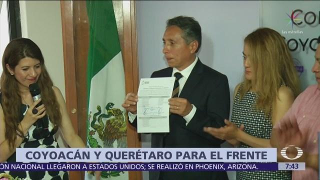 Sala Superior del TEPJF valida triunfo del PAN en Coyoacán