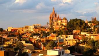 San Miguel de Allende joya de Guanajuato una ciudades más bonitas mundo