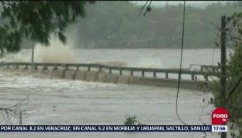Se agravan inundaciones en Texas