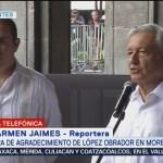 Se reúnen López Obrador y Cuauhtémoc Blanco