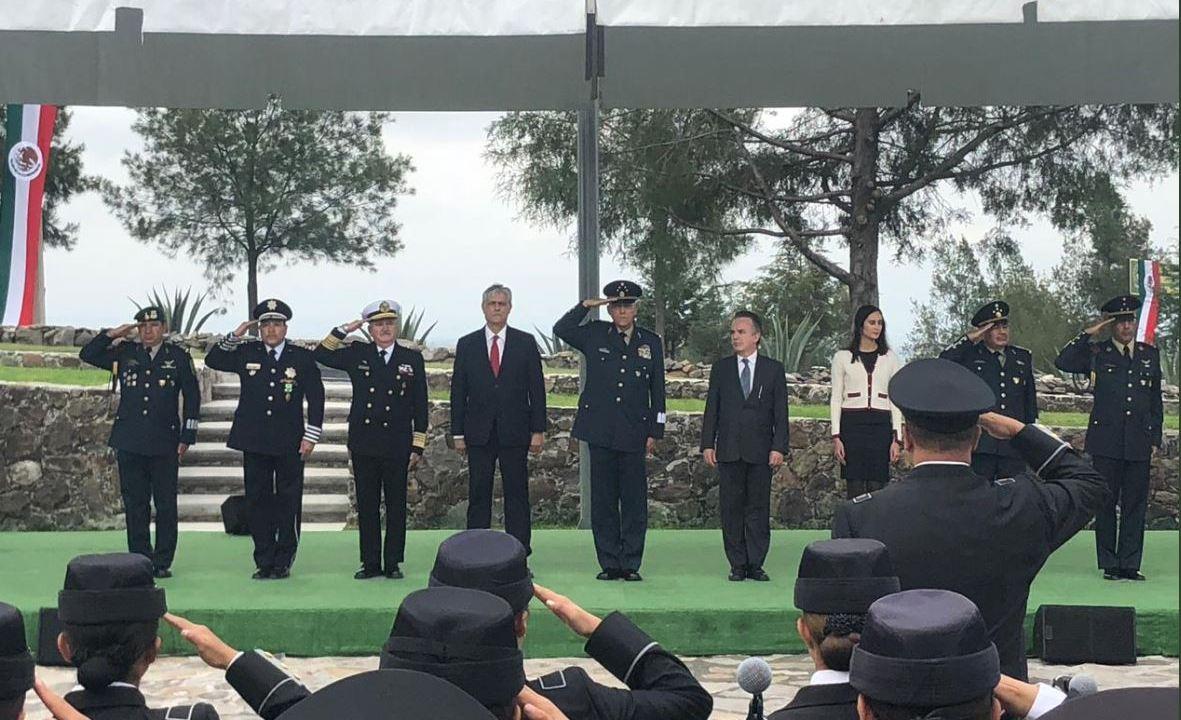 Inauguran Centro de Entrenamiento Conjunto de Operaciones