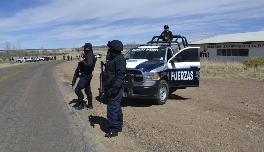Seguridad Chihuahua; atacan a policías en Ciudad Juárez
