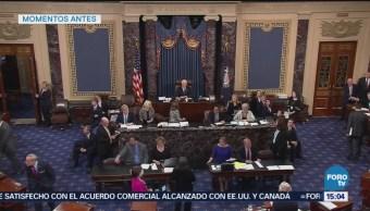 Senado Confirma Kavanaugh Ministro Corte Suprema Eu