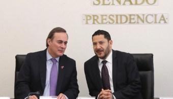 Senado y empresarios trabajarán en conjunto 10 temas legislativos