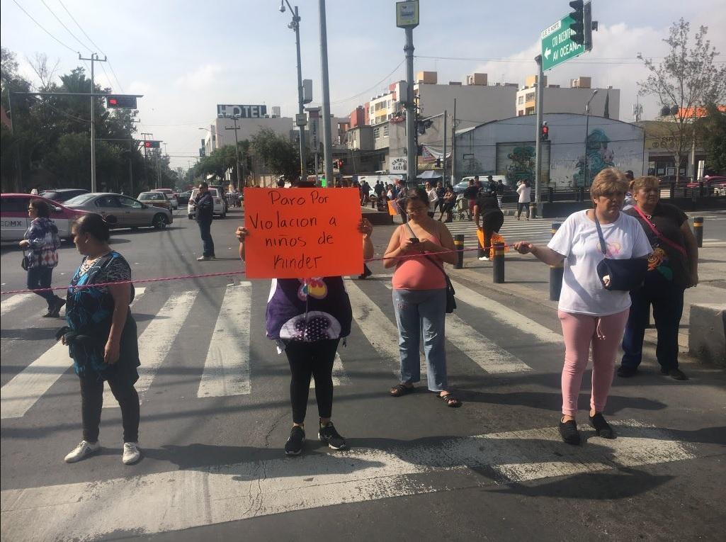 Denuncian presunto abuso sexual contra 37 niños en CDMX