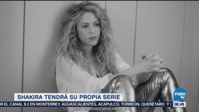 Shakira tendrá su propia serie, Shakira Dream