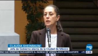 Sheinbaum Confirma Entrega Propuestas Ley Anticorrupción