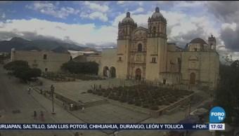 Sismo con epicentro en Chiapas se resiente en Oaxaca