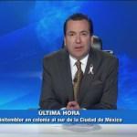 Se registra sismo de magnitud 2.4 en Coyoacán