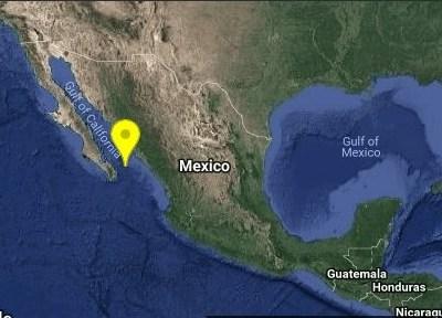 Sismo de magnitud 4.9 remece San José del Cabo, BCS