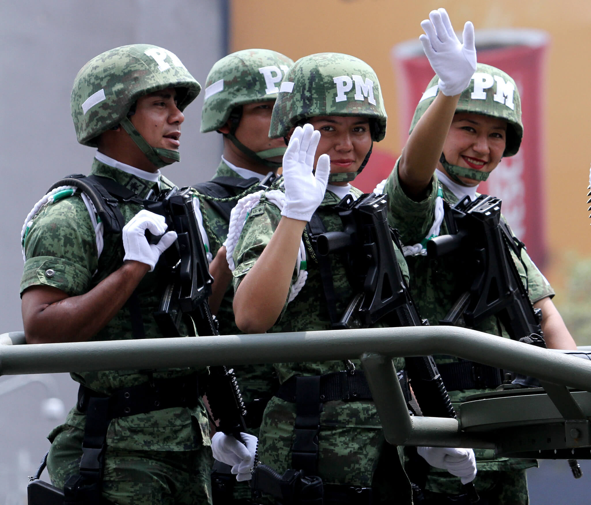 Austeridad, Ejército, Ley de Seguridad Interior, mesa política en Despierta