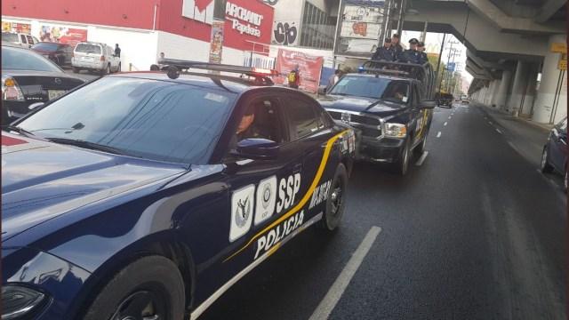 Policías evitan linchamiento en la alcaldía GAM