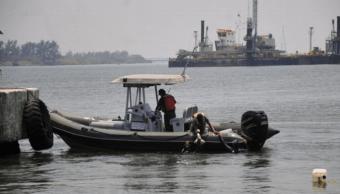 Sube el nivel del agua del Río Coatzacoalcos, en Veracruz
