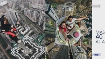 Suman 260 muertos en el mundo por selfies