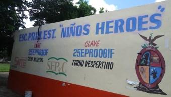 Suspensión clases en Loreto, BCS Sonora y Sinaloa por Sergio