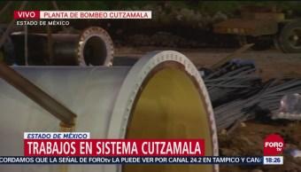 Sustituirán tubo de 35 años de antigüedad en el Sistema Cutzamala